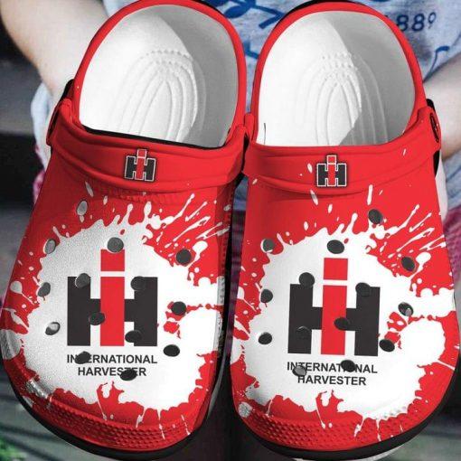 Ih International Harvester No48 Crocs Clog Shoes4 2