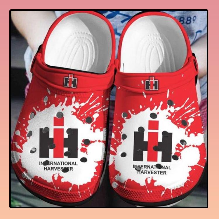Ih International Harvester No48 Crocs Clog Shoes4 4