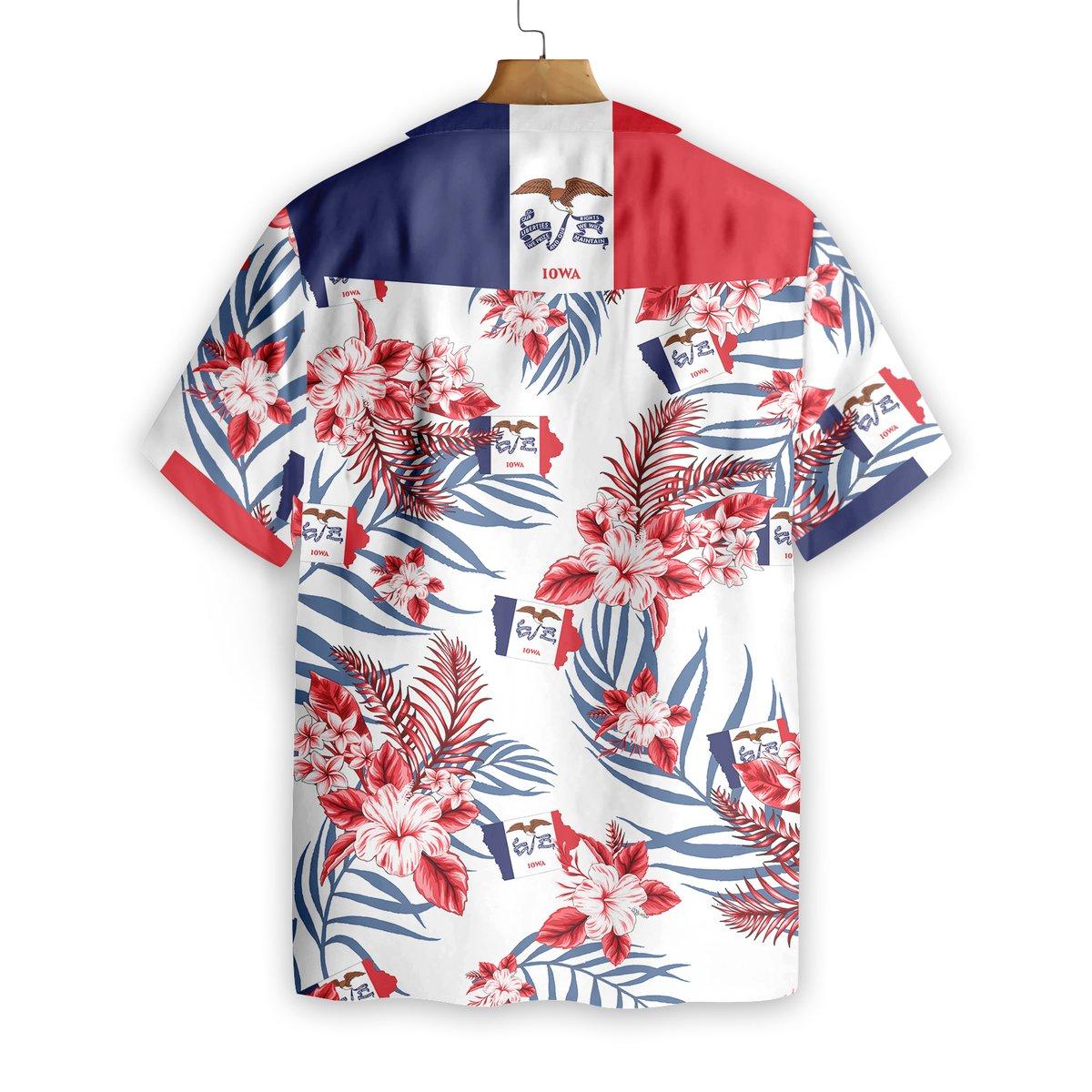Iowa Proud Hawaiian Shirt1