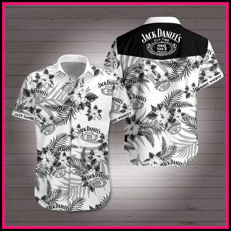 Jack daniels hawaiian shirt7