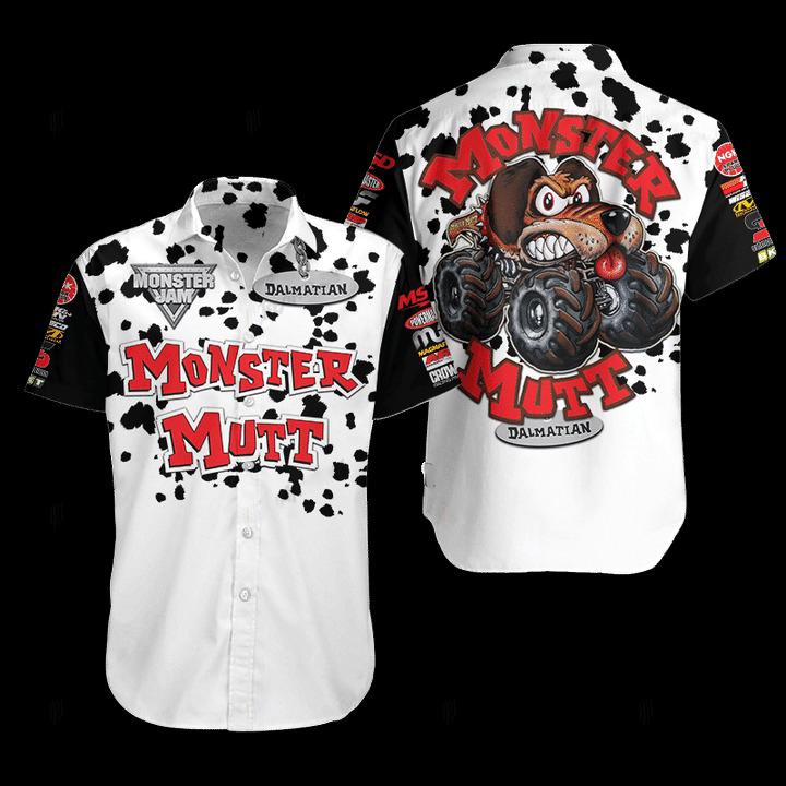 Monster Mutt Hawaiian Shirt 1