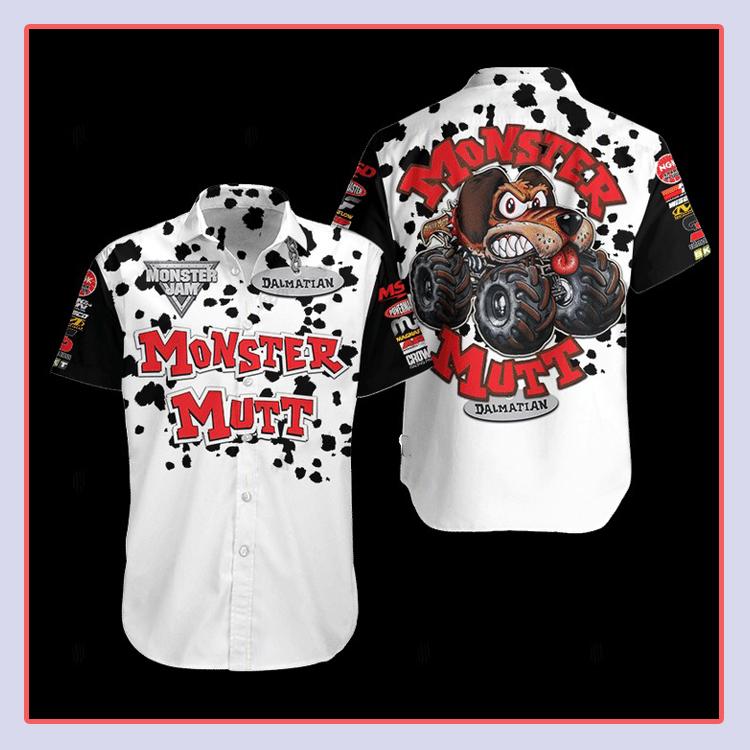 Monster Mutt Hawaiian Shirt1 1