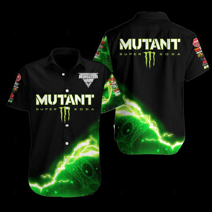Mutant Hawaiian Shirt 1