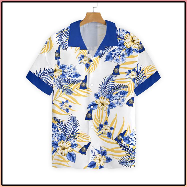 New Hampshire Proud Hawaiian Shirt3