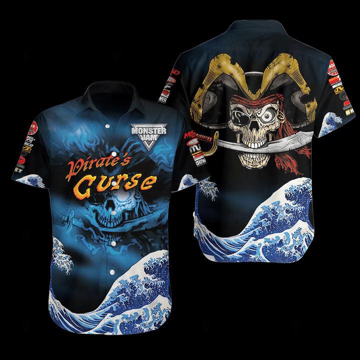 Pirate Curse Hawaiian Shirt 1