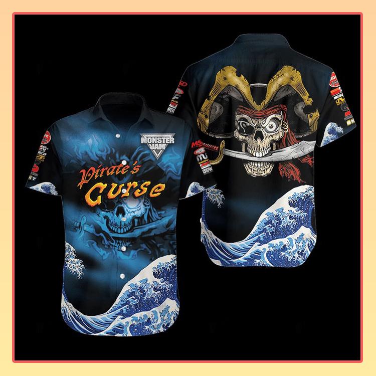 Pirate Curse Hawaiian Shirt3 1