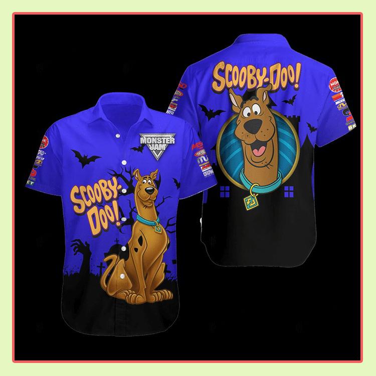 Scooby Doo Hawaiian Shirt2 1