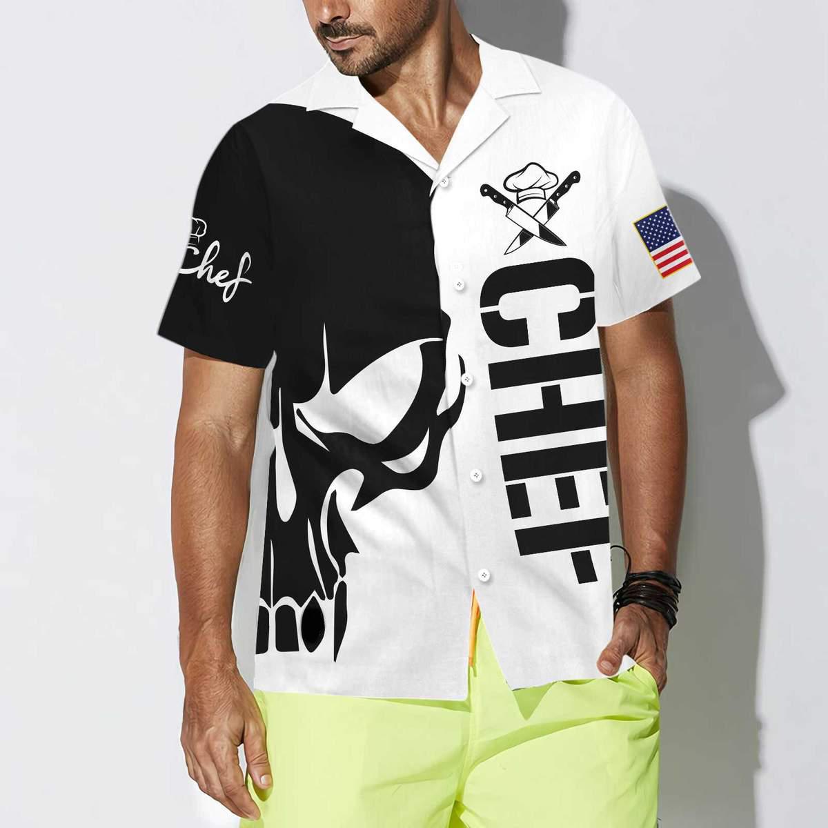 Skull Chef EZ22 0401 Hawaiian Shirt 3 1200x