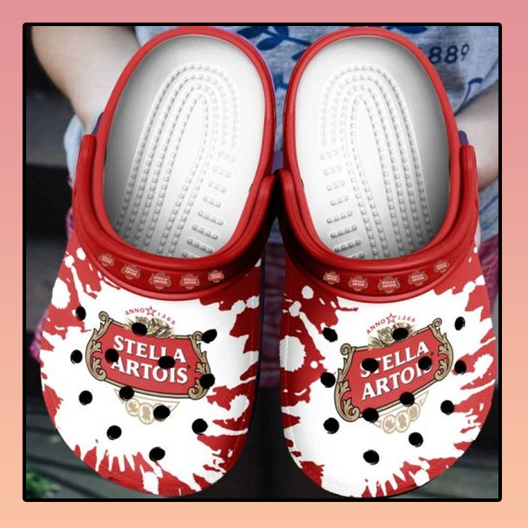Stella Artois Beer Crocs Clog Shoes4 4