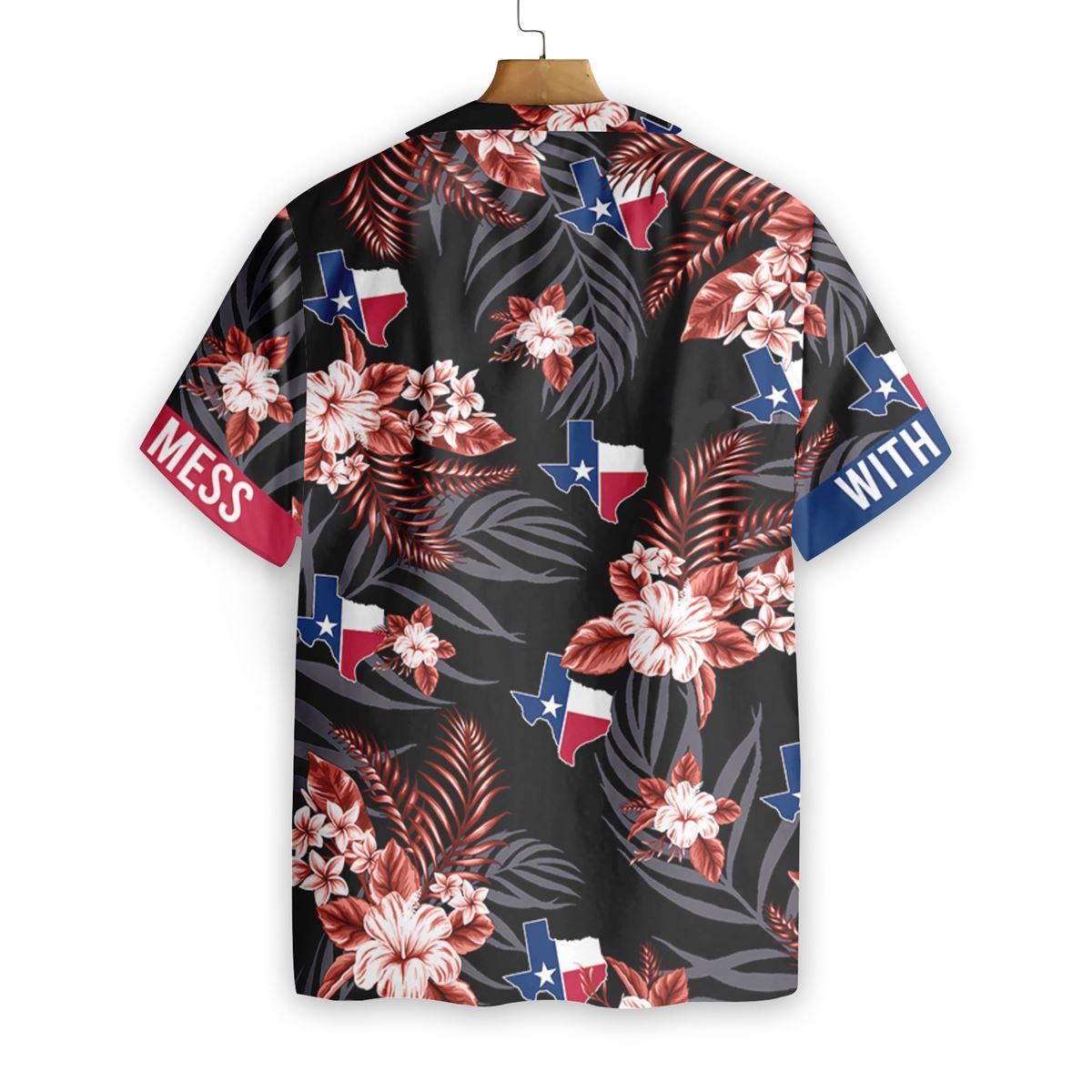 TEXAS Hawaiian Shirt Hawaiian Shirt1