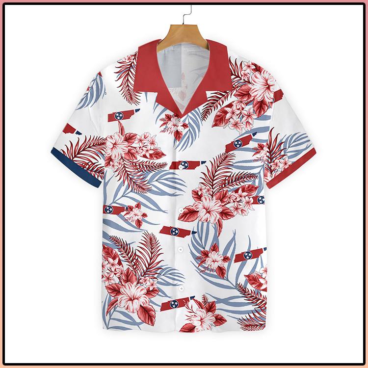 Tennessee Proud Hawaiian Shirt1