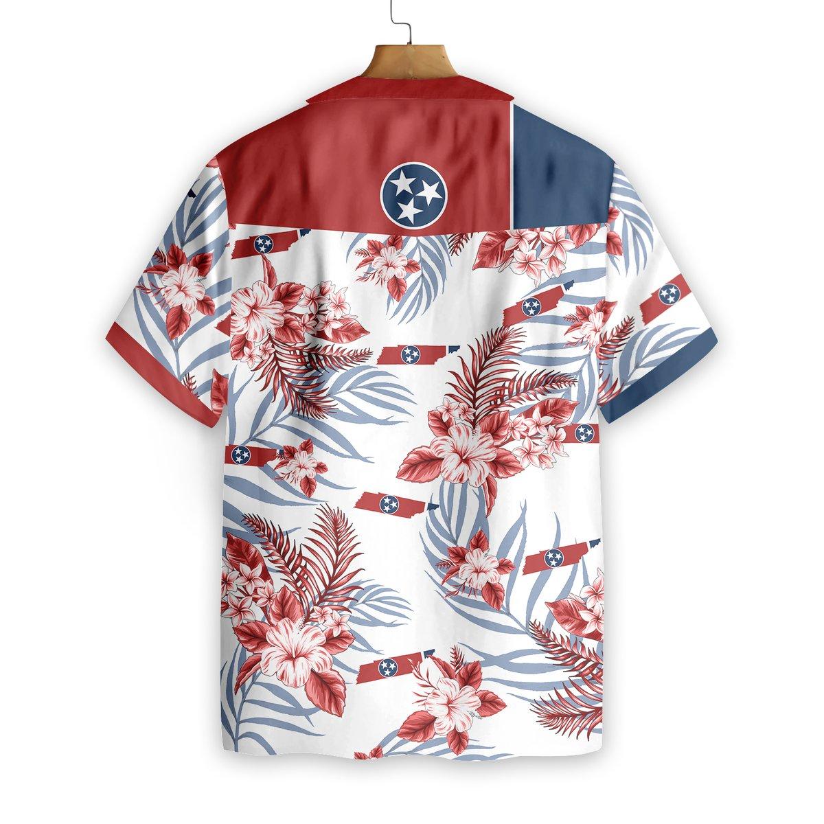 Tennessee Proud Hawaiian Shirt5