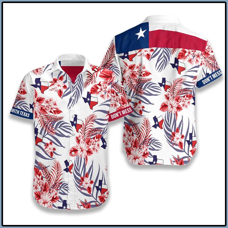 Texas Proud Hawaiian Shirt 4
