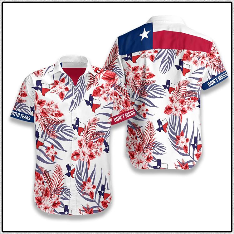 Texas Proud Hawaiian Shirt2 1