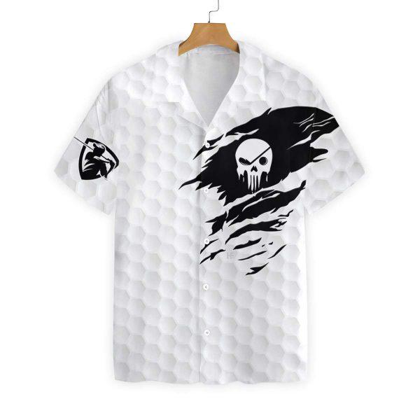 The Golf Skull Hawaiian Shirt 1 600x600 1