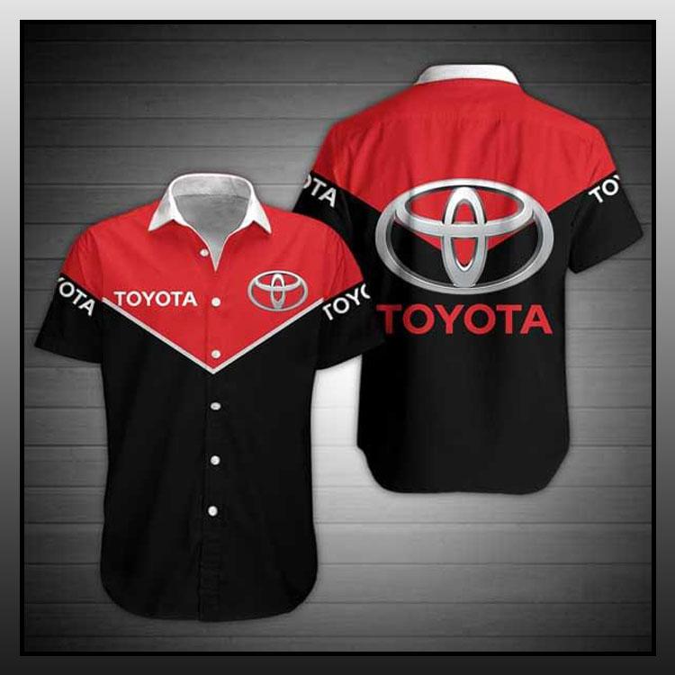 Toyota hawaiian shirt1