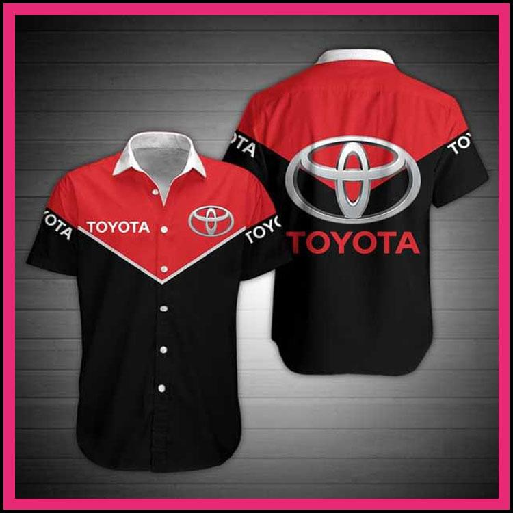 Toyota hawaiian shirt2