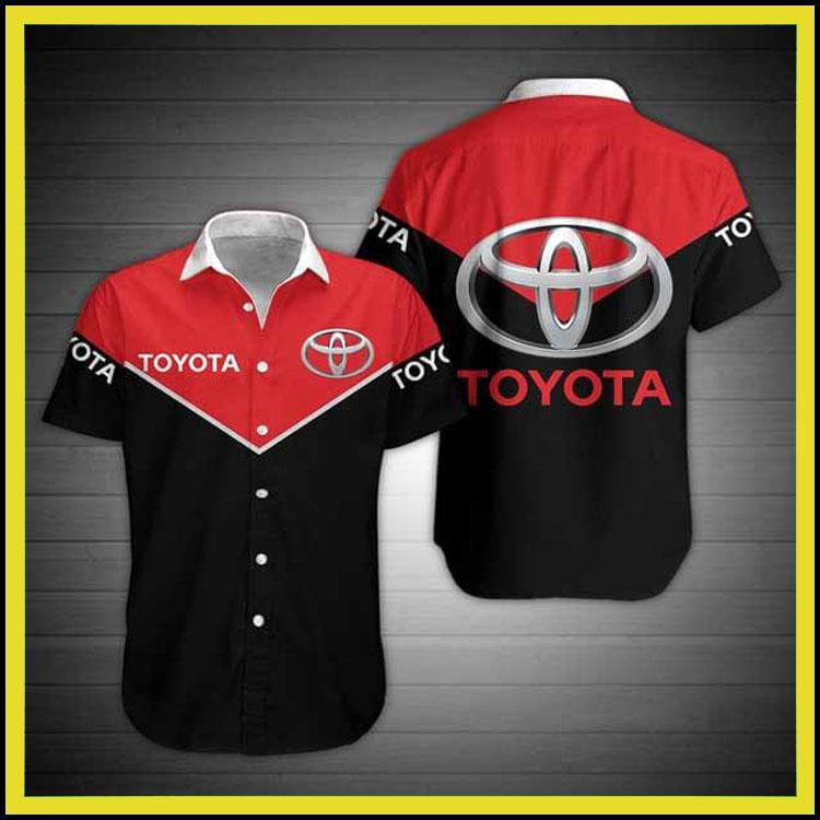 Toyota hawaiian shirt6