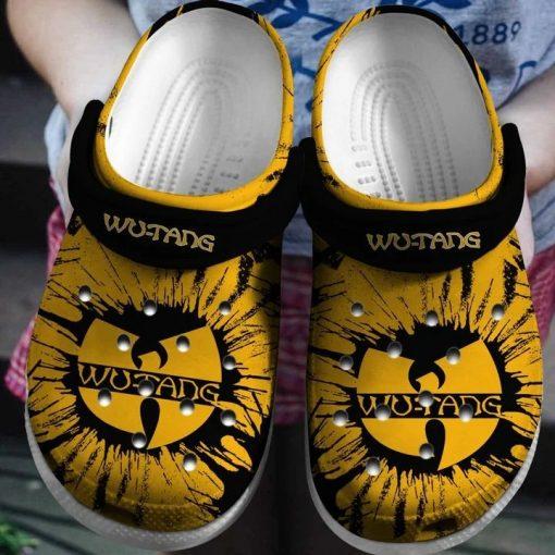 Wu Tang Clan No26 Crocs Clog Shoes4 3 1