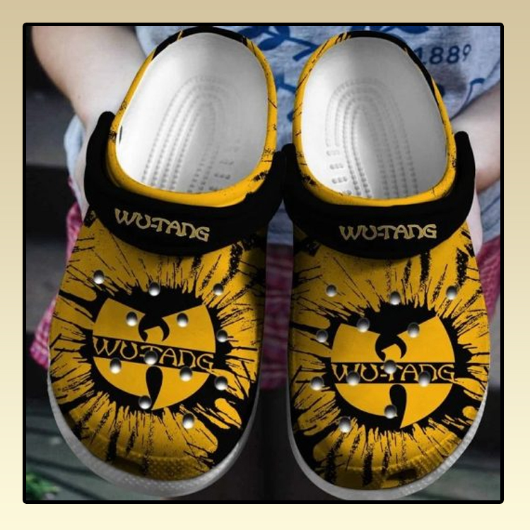 Wu Tang Clan No26 Crocs Clog Shoes4 5 1