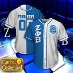 Zeta Phi Beta Personalized Unisex Baseball Jersey