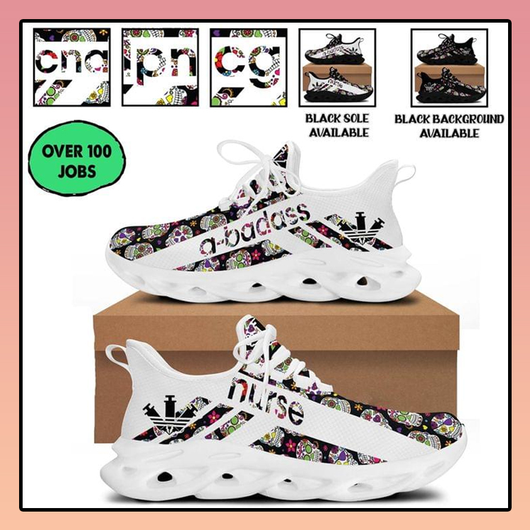 A badass Nurse max soul clunky sneaker3