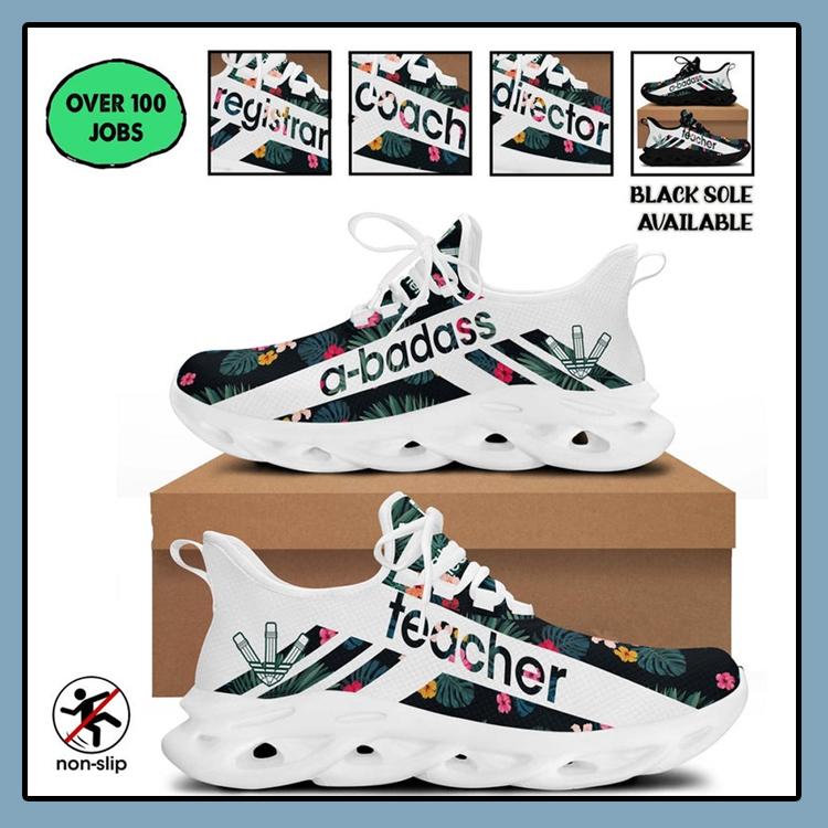 A badass teacher max soul clunky sneaker 4