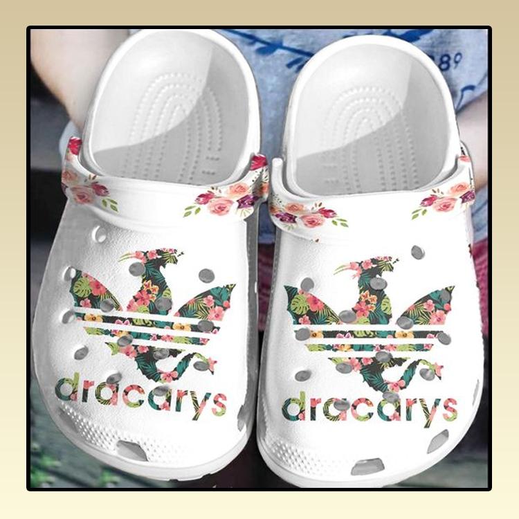 Adidas Dracarys crocs log crocband3