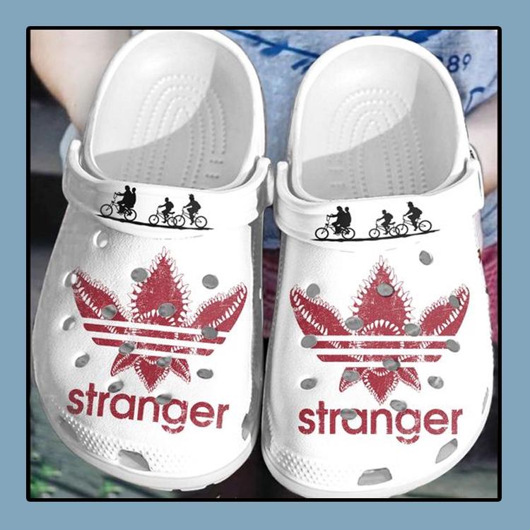 Adidas Stranger crocs clog crocband4