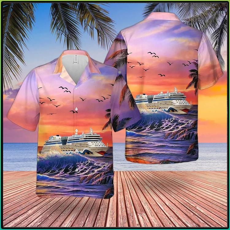 Aida Cruises Hawaiian Shirt3 1