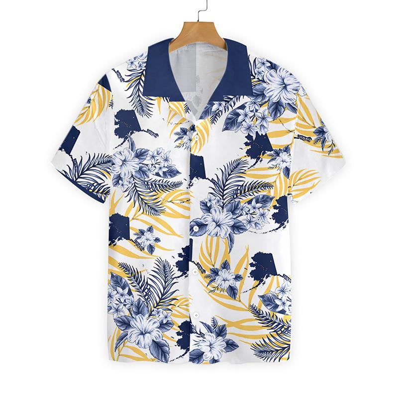 Alaska Proud Hawaiian Shirt