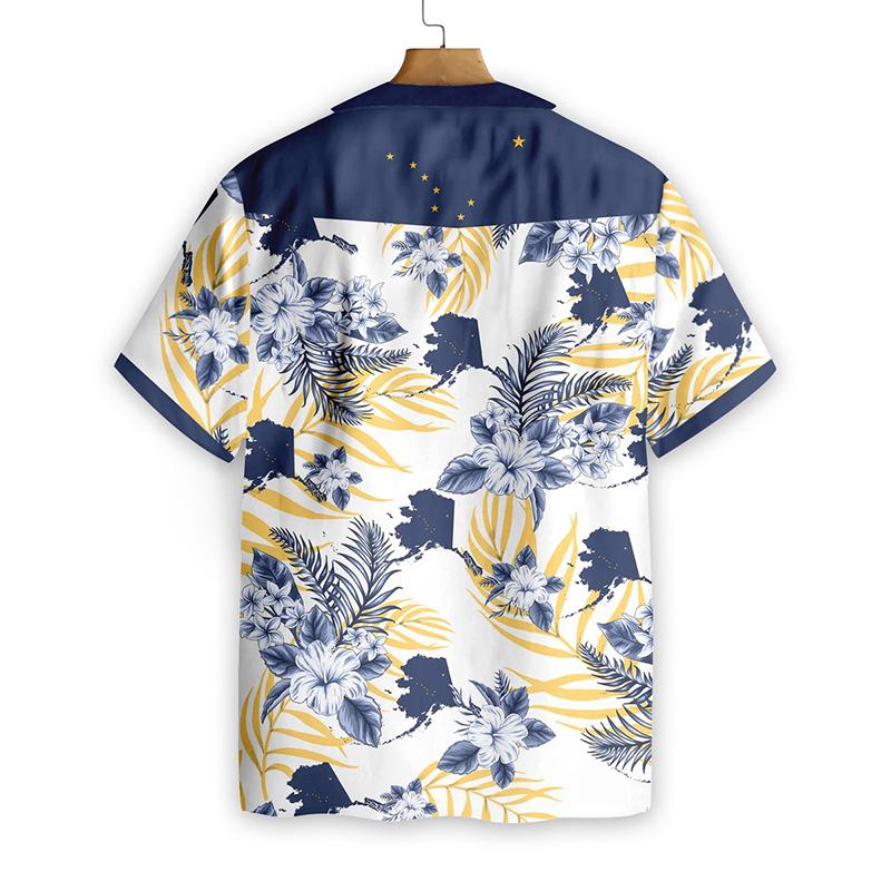 Alaska Proud Hawaiian Shirt1