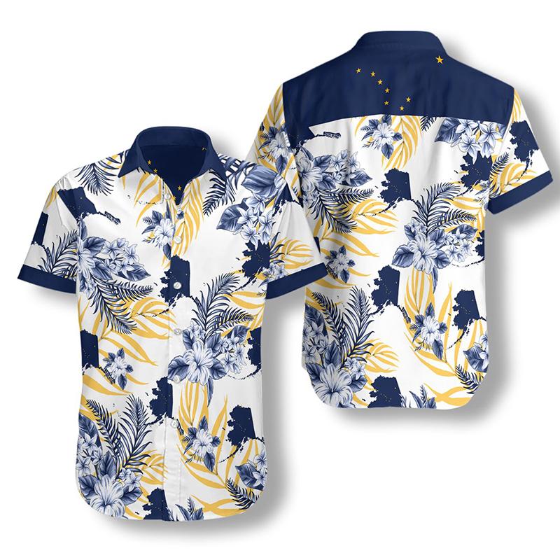 Alaska Proud Hawaiian Shirt2
