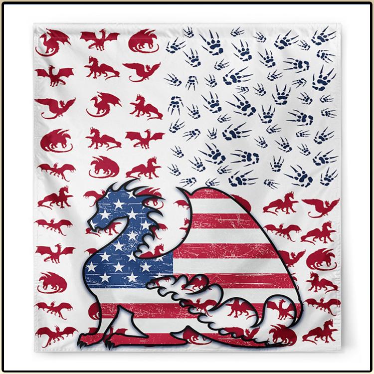 American flag Dragon flag2 1