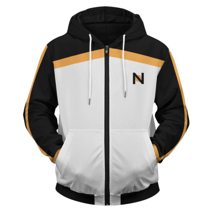 Anime Re Zero 3d over print hoodie shirt