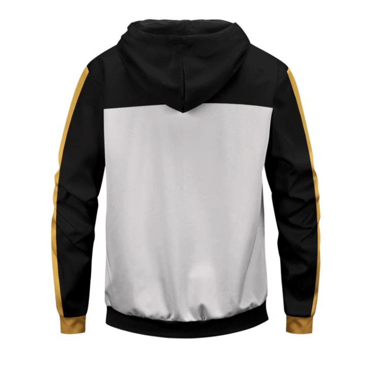 Anime Re Zero 3d over print hoodie shirt3
