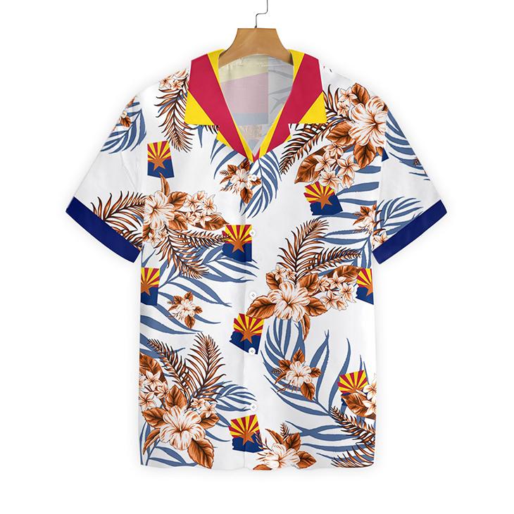 Arizona Proud Hawaiian Shirt 1