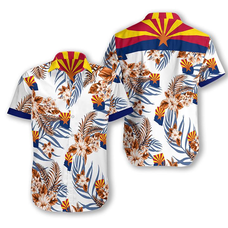 Arizona Proud Hawaiian Shirt2