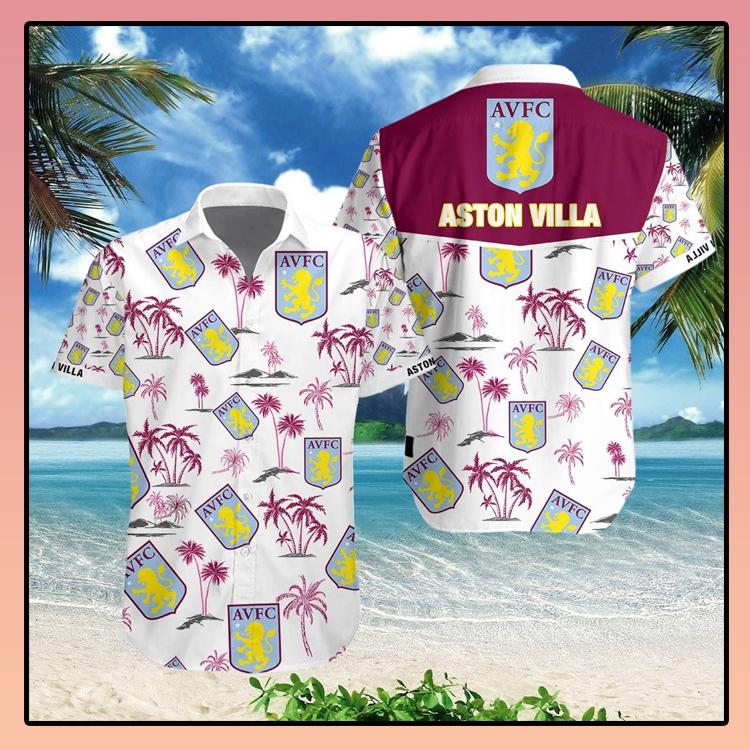 Aston Villa Hawaiian Shirt3