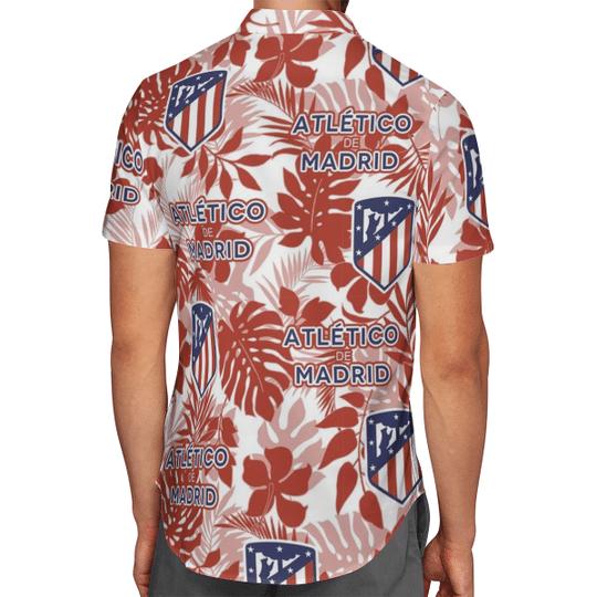Atletico Madrid Hawaiian Shirt2