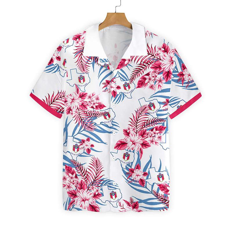 Austin Proud Hawaiian Shirt
