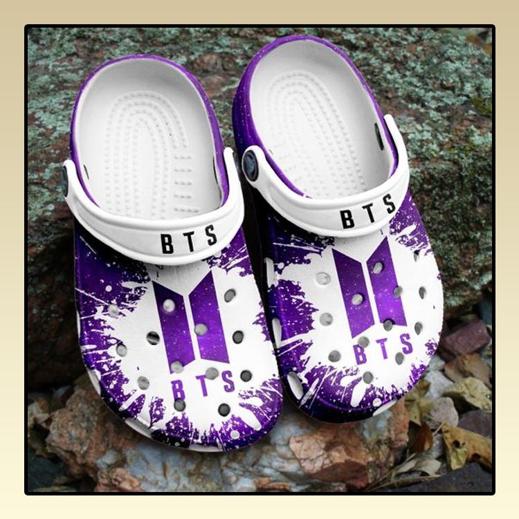 BTS Crocs Crocband Shoes2