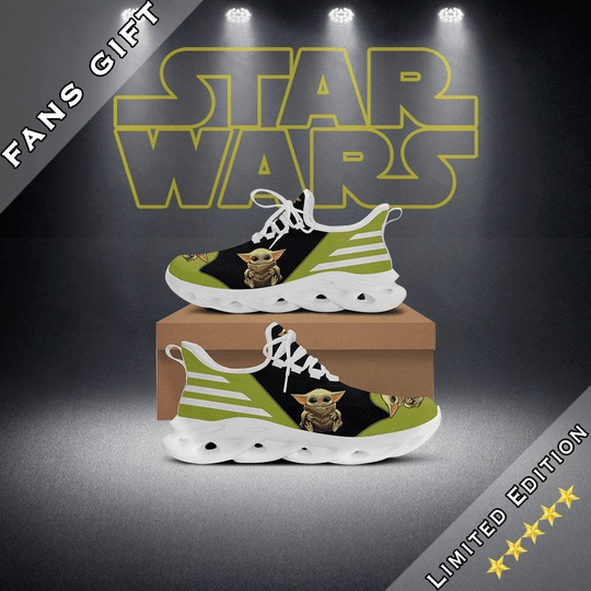 Baby Yoda max soul clunky Sneaker1