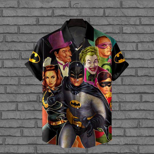 Batman 66 Hawaiian Shirt