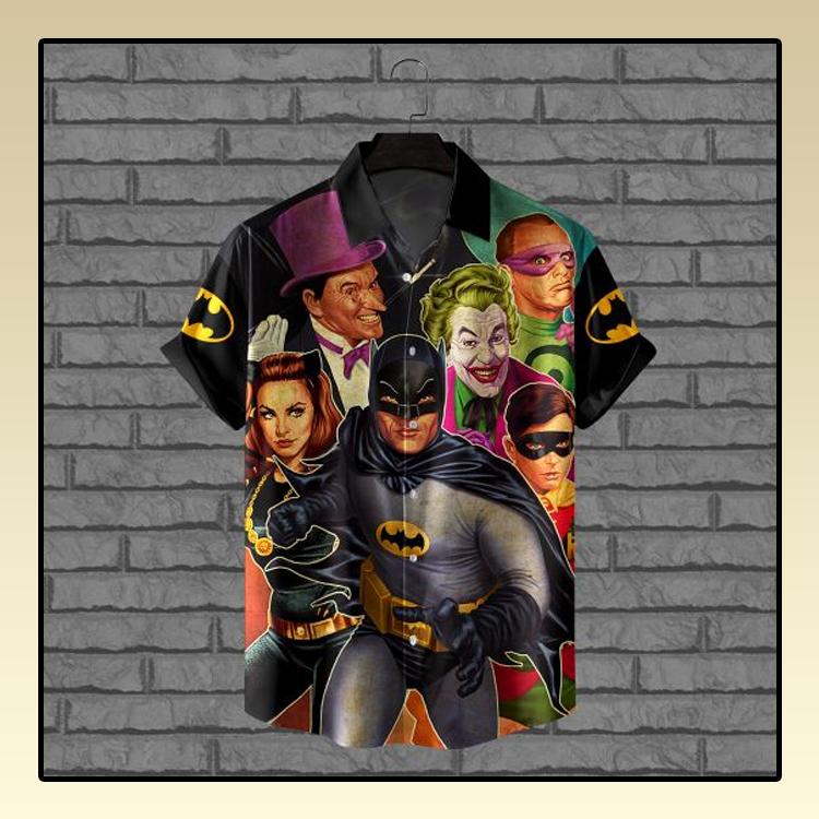 Batman 66 Hawaiian Shirt3