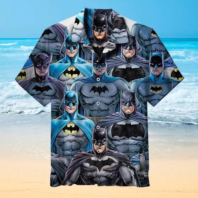 Batman Hawaiian Shirt