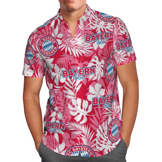 Bayern Munchen 1900 Hawaiian Shirt1