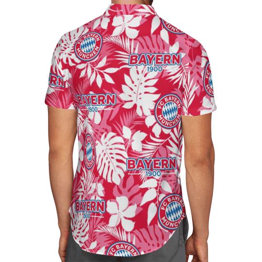 Bayern Munchen 1900 Hawaiian Shirt2