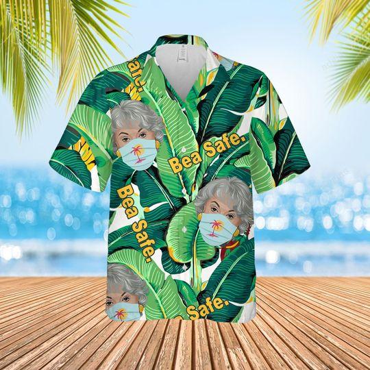 Bea safe Hawaiian Shirt