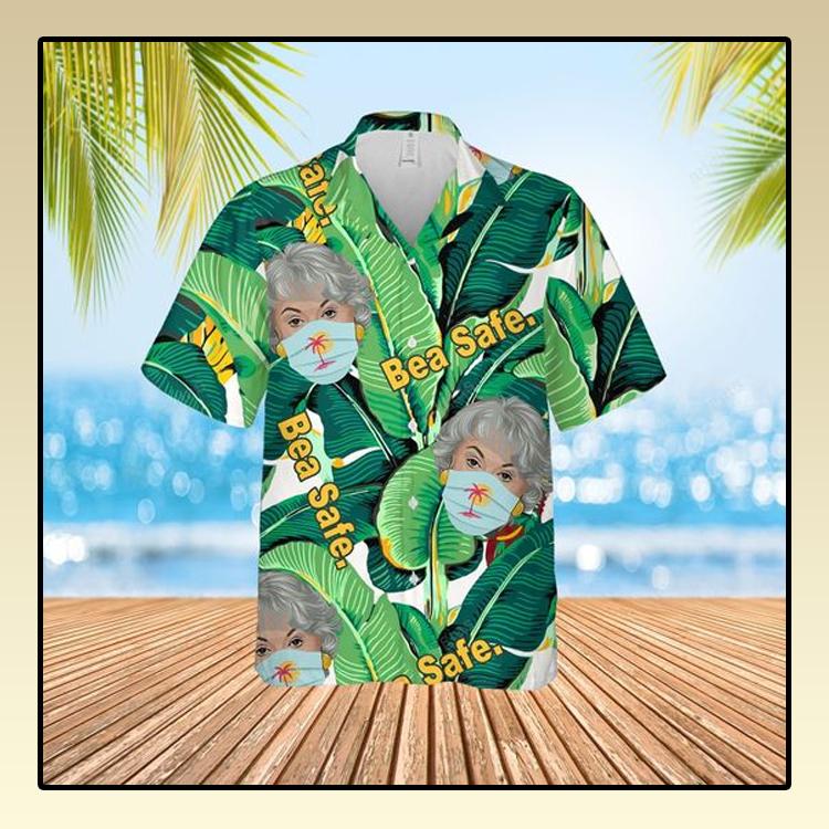 Bea safe Hawaiian Shirt2